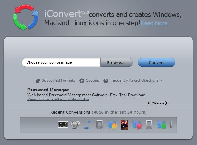 iconvert convert create icons