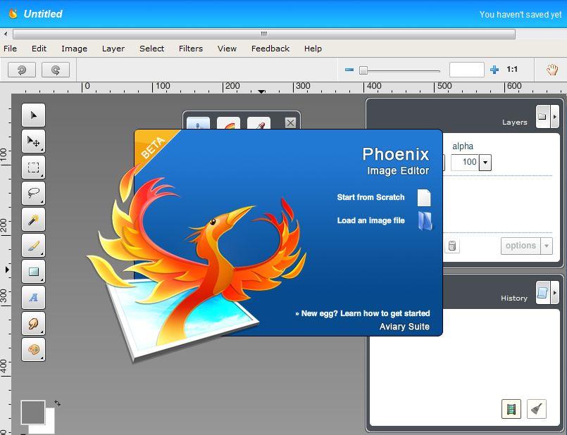 phoenix online image editor